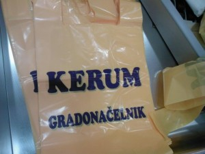 Nove vrećice :-)