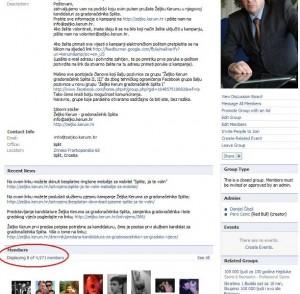 Željko Kerum gradonačelnik Splita III