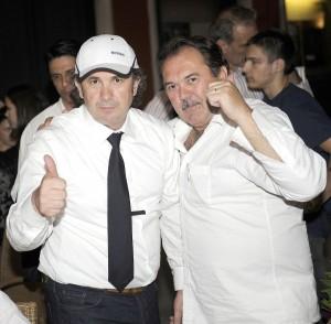 Željko Kerum i Filip Radoš