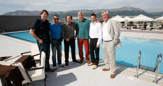 Kerum sa Splitskim klubom olimpijaca