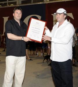Sandi Škoprc i Željko Kerum