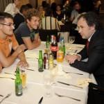 Dobitnici večere sa Željkom Kerumom